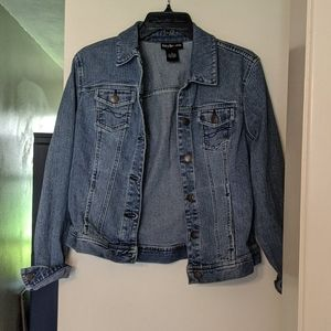 Style & Co Jean Jacket Size Small